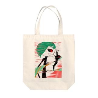ミベルトさん Tote bags