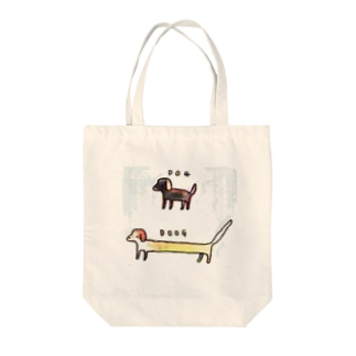 dog&doog Tote bags