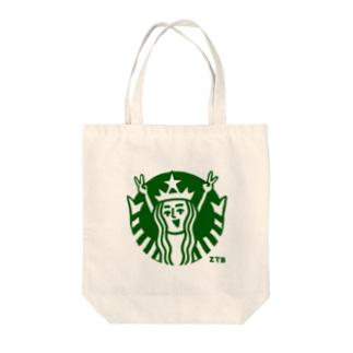 最近のズタバちゃん Tote bags
