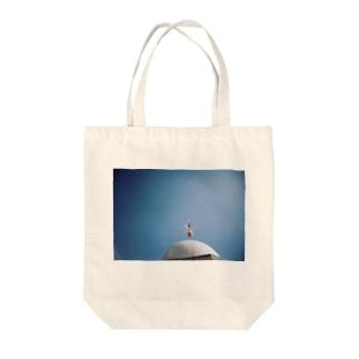 かざみどり Tote bags