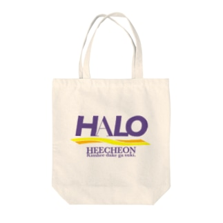 HALO Tote bags