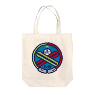 パ紋No.3136 YU-KI Tote bags