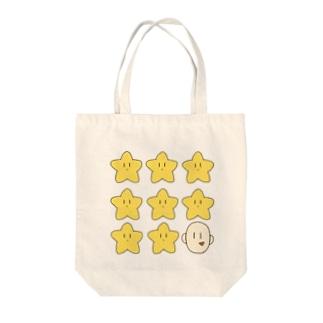 ミ・スター Tote bags