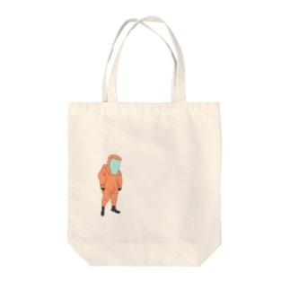 陽圧式化学防護服 Tote bags