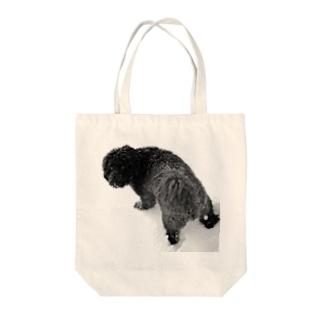 B&W Tote bags