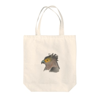 カンムリワシ Tote bags