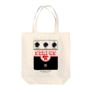 EFFECTOR by SCOPES Tote bags