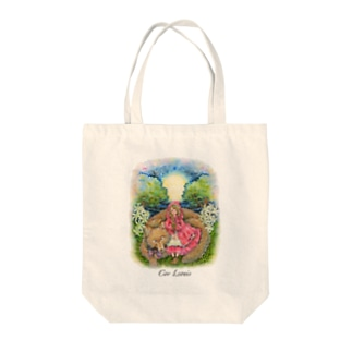 月光の森 Tote bags