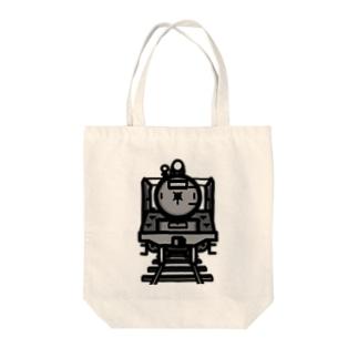 蒸気機関車D51(初期型Ver.2) Tote bags
