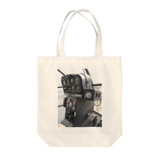 Flight instruments Tote bags