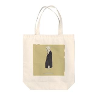 ノイローゼのBone_man Tote bags
