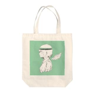 Enpty Tote bags