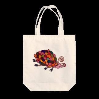 **松浦湊のグッズ販売のコーナー**のラムツムリさん Tote bags