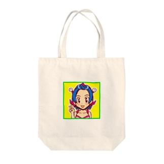 美少女アフィリエイター蟹原香織 Tote bags