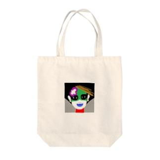 粧 Tote bags