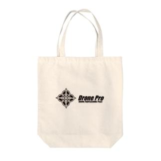 ドローンプロ Tote bags