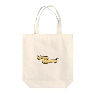 ワイワイ信州(神社)のその辺の犬 Tote bags
