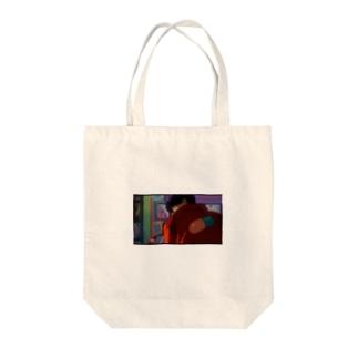 かっけえ Tote bags