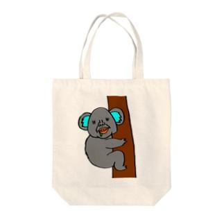 コアラのまさみ Tote bags