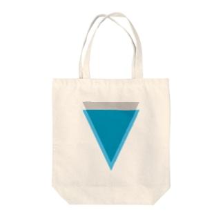 Verge(バージ)ロゴ Tote bags