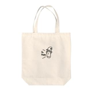 I'm happy 2 Tote bags