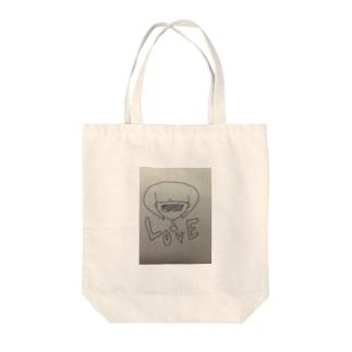 がーる Tote bags