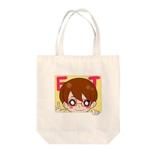 さやかさん Tote bags