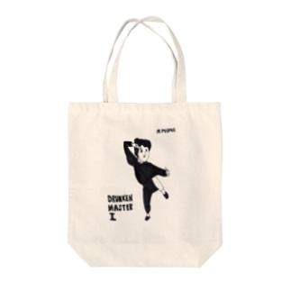 酔拳 Tote bags