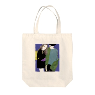 似た者同士 Tote bags