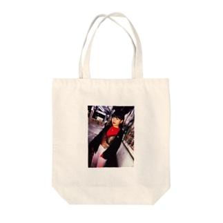 まりちん Tote bags