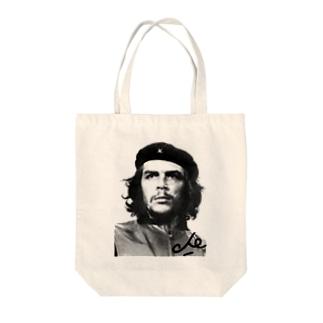 チェ・ゲバラ Tote bags