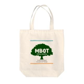 MBOT公式グッズ(空と大地バージョン) Tote bags