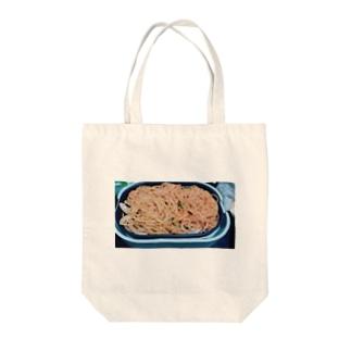 ナポリタン Tote bags