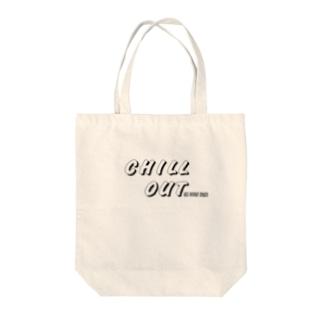 チルアウト Tote bags