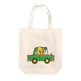 コメビツくんの普通車 Tote bags