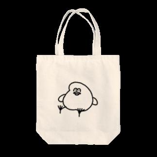 mugny shopのとりもち Tote bags