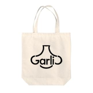 Garlic Tote bags