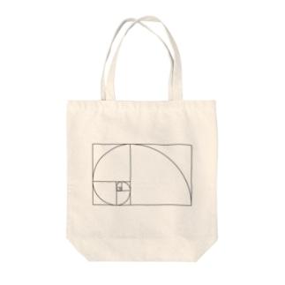 オウゴンヒ Tote bags