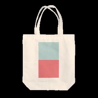 三重殺セカンドの店の日本の伝統色 春 Tote bags
