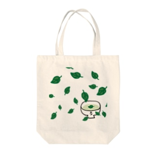 日本茶カフェ チャコの店 Tote bags