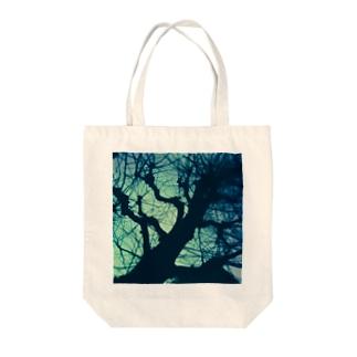 樹木の器 Tote bags
