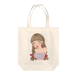 Don`t touch me. Tote bags