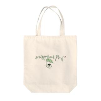 木葉とぱすけくん Tote bags