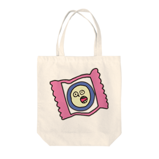 世紀末事件のヤバめなキャンディ Tote bags