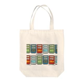 ジハンキコーナー Tote bags