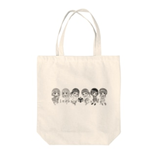 Airremy✾Candy Tote bags