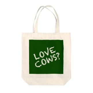 LOVE COWS? トートバッグ