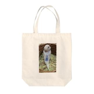 ゆきちゃん① Tote bags