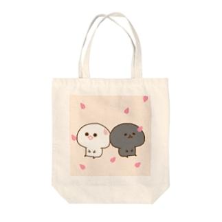 みじうら(桜) Tote bags