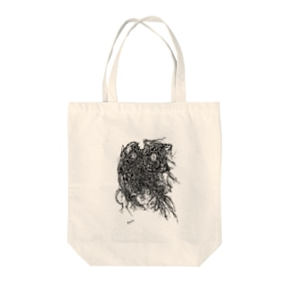 Dust Comes Out / 叩いて出た埃 Tote bags